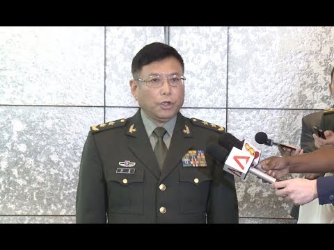 Chinese Military Official: Territorial Integrity China' s ...