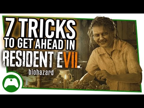 7 Killer Tips And Tricks To Get Ahead In Resident Evil 7