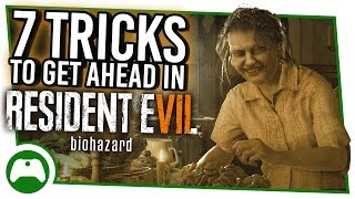 7 Killer Tips Aฑd Tricks To Get Ahead In Resident Evil 7