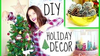 DIY Cute & Easy Holiday Decor Ideas! Thumbnail