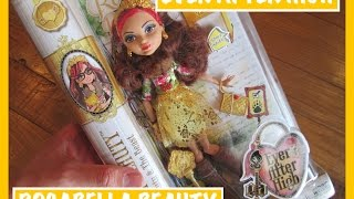 EVER AFTER HIGH - ROSABELLA BEAUTY - DOLL REVIEW