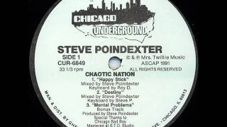 Steve Poindexter - Happy Stick
