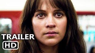 Earthquake Bird Official Trailer 2019 Alicia Vikander Netflix Movie Hd