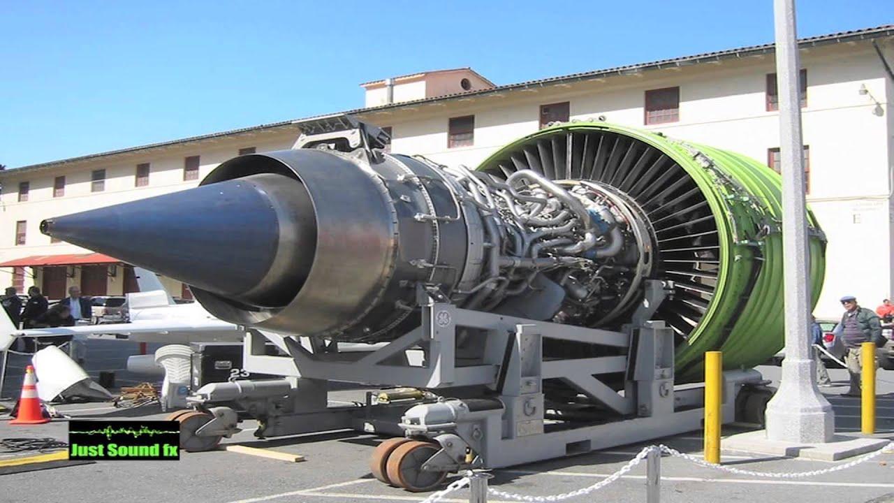 jet turbine sound