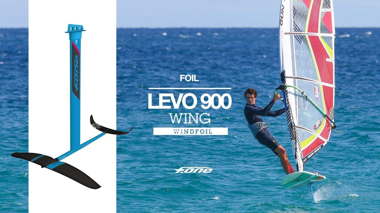 2019 F-One Levo 900 WindFoil