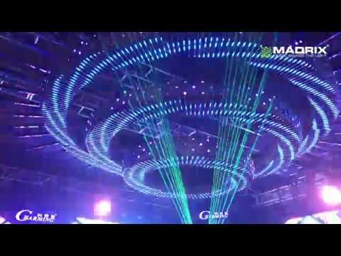 MADRIX dvi @ Guangzhou Charming Lighting Co., Ltd, prolight + sound Guangzhou 2017