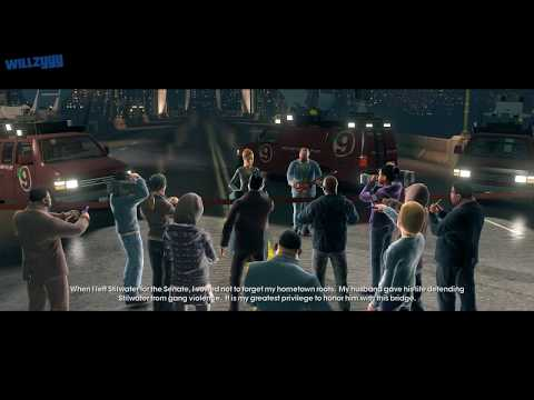 Saints Row: The Third - Mission #13 - Return To Steelport