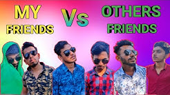 My Friends Vs Others Friends || Bengali Funny Video 2020 || FUN4YOU ||