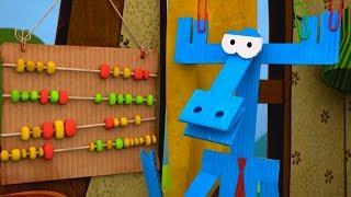 Бумажки - 1000 и 1 икринка - Серия 78 - Мультик оригами на канале МУЛЬТ