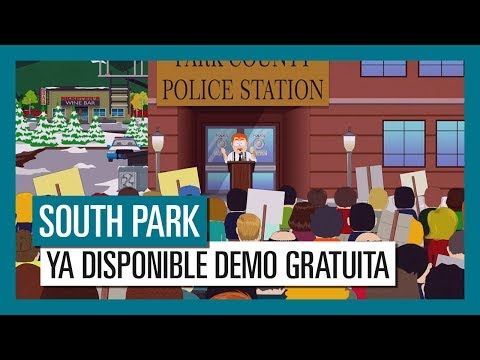 South Park: Retaguardia en Peligro: Ya disponible Demo gratuita! | Ubisoft [ES]