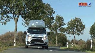 Ford Transit Nugget im Fahrzeugtest - BKF TV Reportage Test