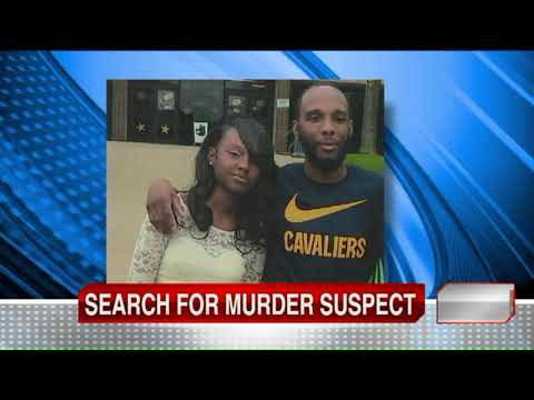 Police looking for murder suspect in East Cleveland killings