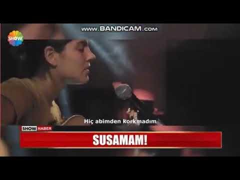 ŞANIŞER SUSAMAM SHOW HABERE ÇIKTI ! #SUSAMAM