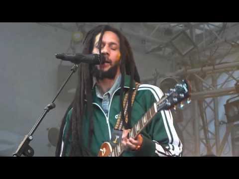 Julian Marley e a GrowPlant no Festival Reggae Jam 2016 - Show COMPLETO