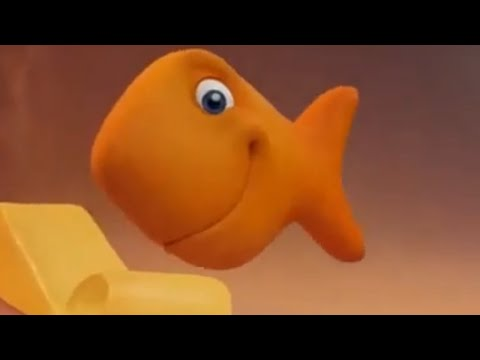Goldfish Crackers - The Snack That Smiles Back (Goldfish) Evolution