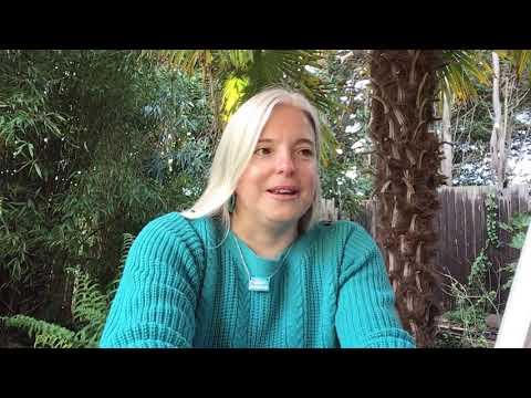Fideo: Blodeugerdd 2020 - Sara Louise Wheeler