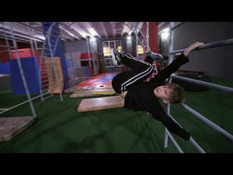 Amazing Freerunning Kids