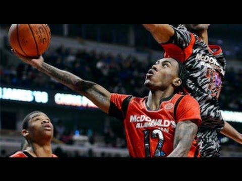 "Anthony Barber aka ""CAT"" Senior Year Mixtape! 