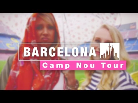 Camp Nou Stadium Tour | Things To Do in BARCELONA