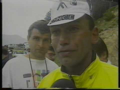 Interview Johan Bruyneel daags voor rustdag Tour 93