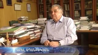 Աշխարհի հայերը/Ashxarhi Hayer-Abel Agabegyan 06.11.2016