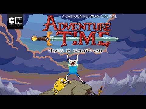 Adventure Time | Theme Song  | Cartoon Network