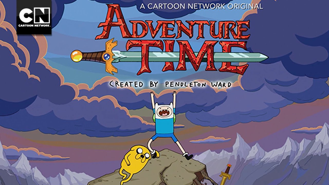 adventure time theme song cartoon network youtube. Black Bedroom Furniture Sets. Home Design Ideas
