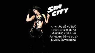 Sin City - Morgana Dark West Tribal Fusion