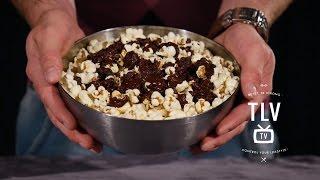 Gezonde (chocolade) popcorn maken