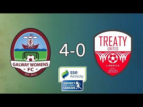 WNL GOALS GW4: Galway WFC 4-0 Treaty United