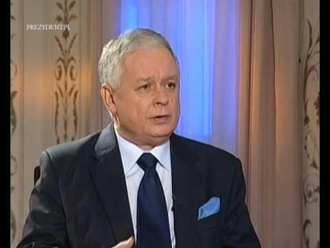 Wywiad Prezydenta RP dla Telewizji Polskiej - cz. I