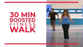 Download 30 Minute Boosted Fitness Walk | Walk at Home
