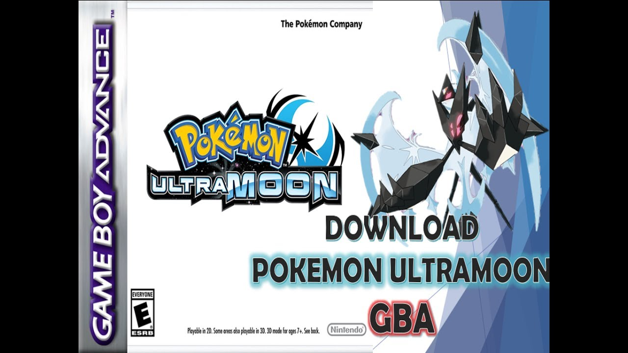 Pokemon ultra sun and moon download