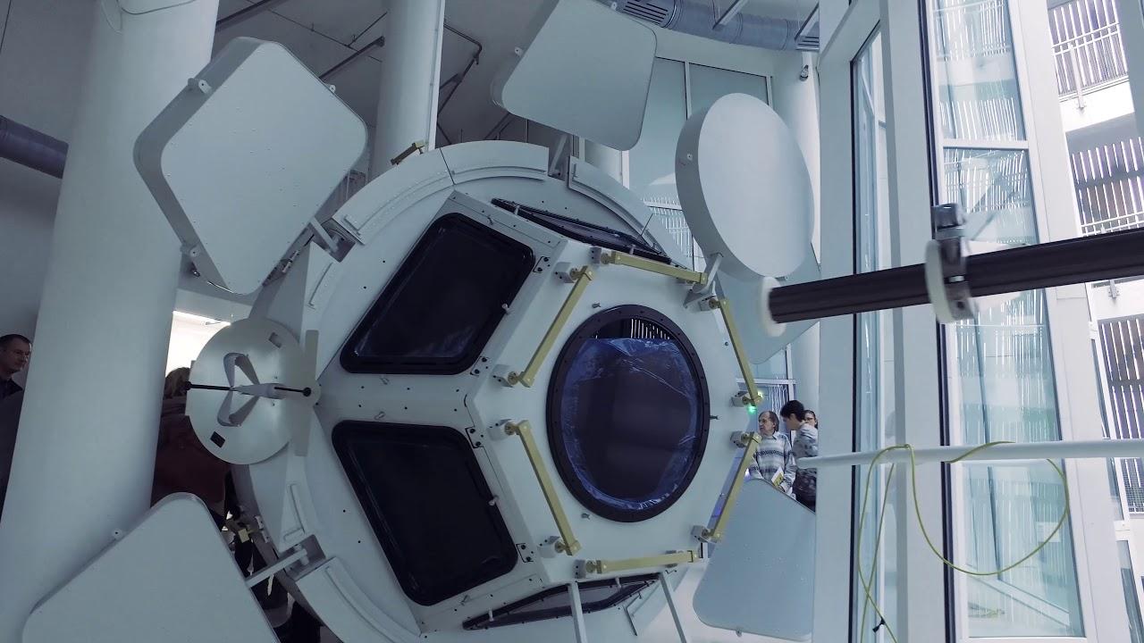 Stacja kosmiczna w EC1 Łódź
