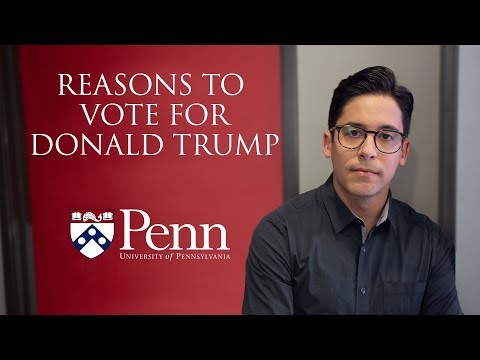 NOW: Reasons to Vote For Donald Trump