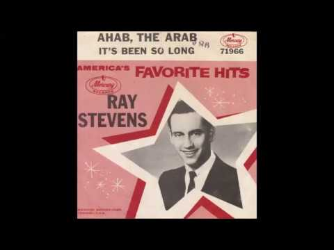 Ray Stevens  Ahab The Arab 1962