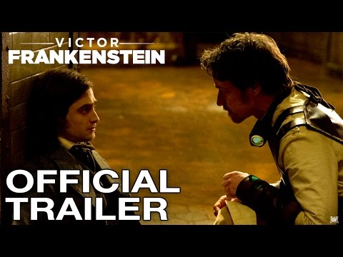 Victor Frankenstein | Official HD Trailer #1 | 2015 mozi, előzetes