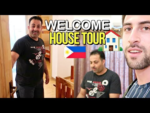 CONDO HOUSE TOUR 🏠 Finding HOME in the Philippines! 🇵🇭