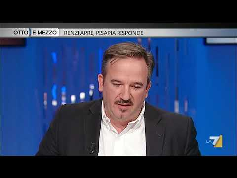 Otto e mezzo - Renzi apre, Pisapia risponde (Puntata 09/10/2017)