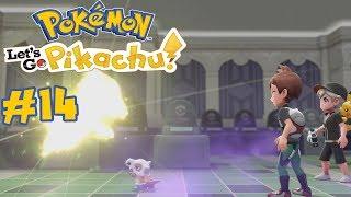 Jens Gennemføre: Pokémon Let's Go Pikachu - Episode 14