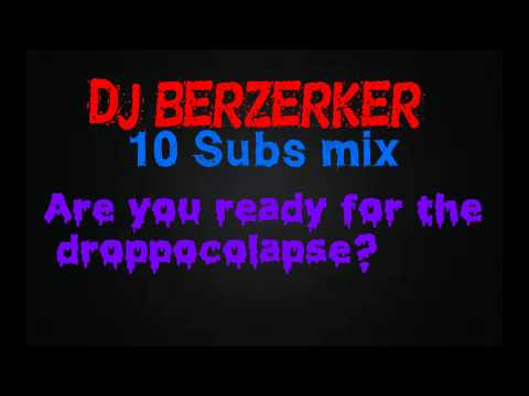 40 Min of Ridiculously heavy Dubstep/DNB/Filthstep (10 Subs mix)