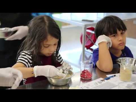 NIST School in Bangkok Learns How to Recycle Waste Cooking Oil