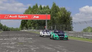 iRacing - Porsche iRacing Cup: Nurburgring Nordschleife - Industriefahrten | Race 3