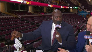 Inside the NBA: Shaq and Chuck Trade Barbs | NBA on TNT