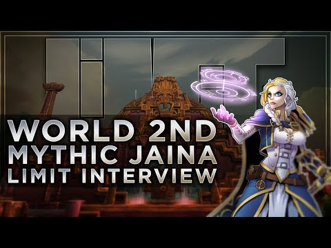 FinalBossTV #180 | LIMIT World 2nd Mythic Jaina Proudmoore | Thdlock, Tagzz & Atlas
