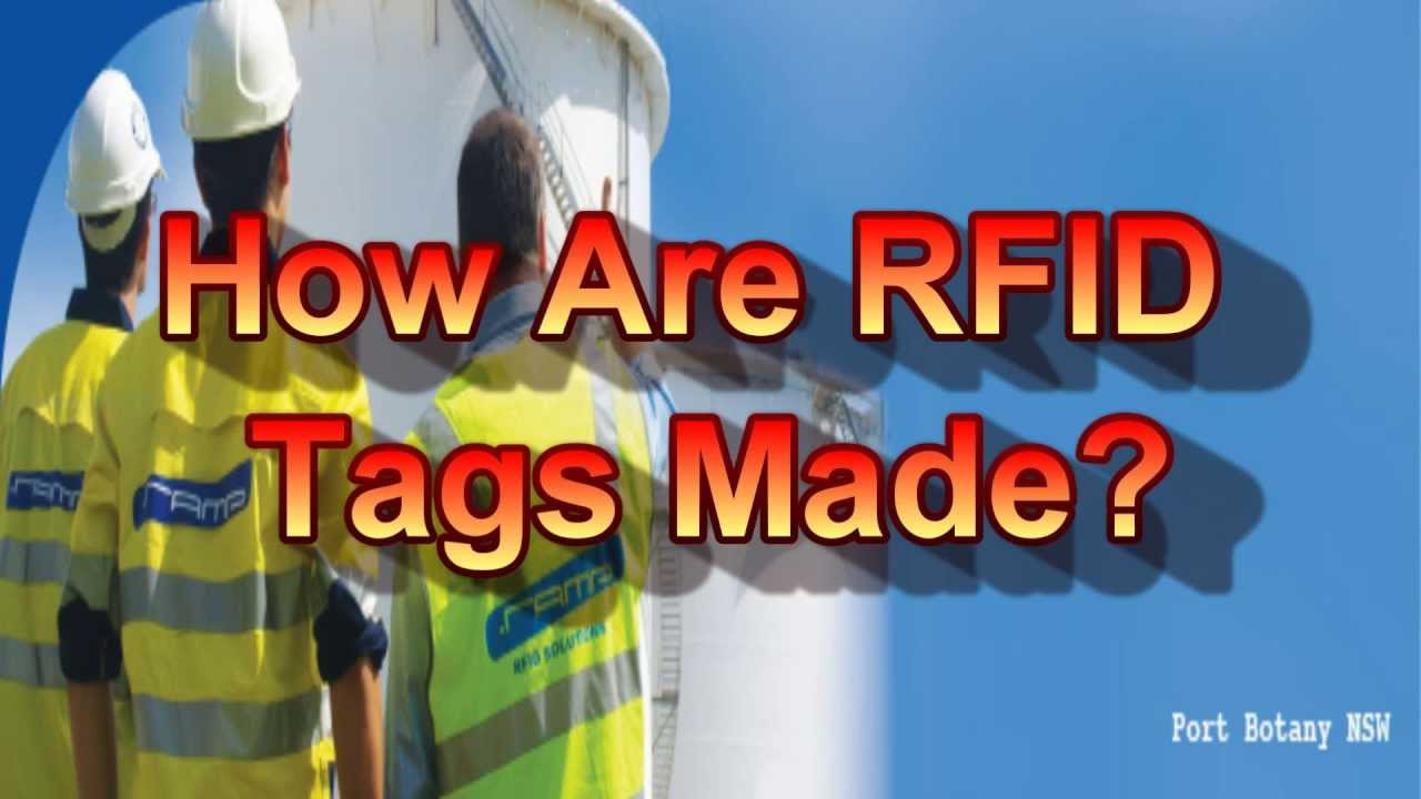 How Are RFID Tags Made?