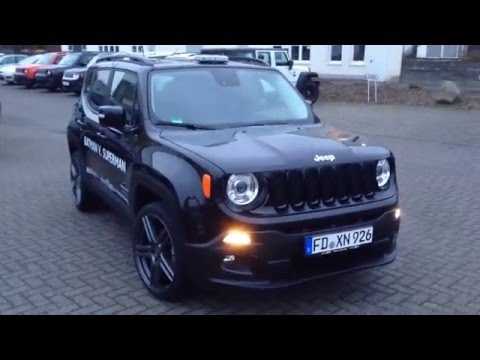 Jeep Renegade Tuning >> Jeep Renegade Justice Edition *AUTO-JAKOB* - YouTube
