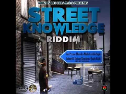 Street Knowledge Riddim-February 2017-Mix By Takunda [mbizo5-M.B.R]