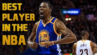 Kevin Durant MIGHT Be The Best Player in the NBA