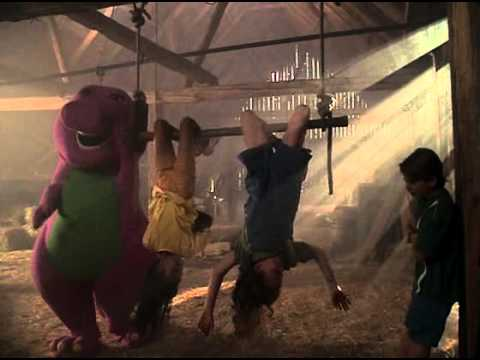 Barney, la Gran Aventura: La Película Parte 1 - YouTube